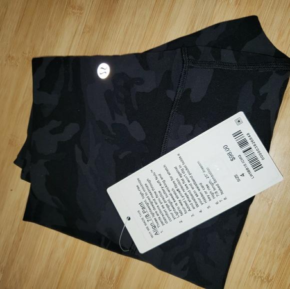 31d435f7c0 lululemon athletica Pants | Lululemon Align Pant Ii 78 Incognito ...